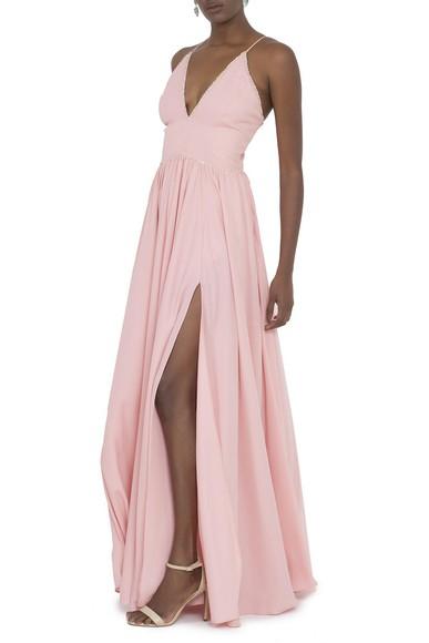 Vestido Lytra Light Pink Basic Collection