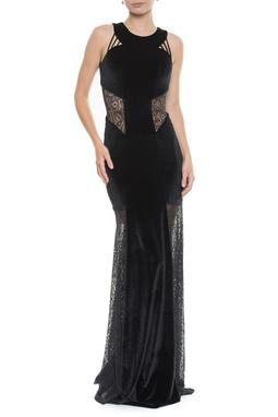 Vestido Maga Black