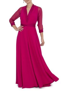 Vestido Magah Pink