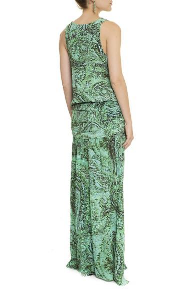 Vestido Malor Green Ateen
