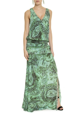 Vestido Malor Green - DG13491