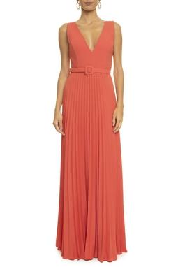 Vestido Mapo Coral - DG14210