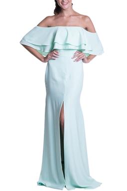 Vestido Mara Verde CLM