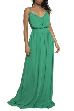 Vestido Margareta Green - DG13158