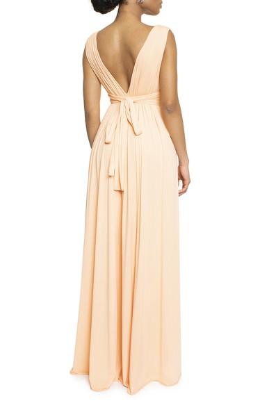 Vestido Marieta Coral Anamaria Couture