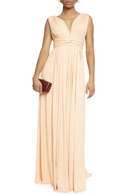 Vestido Marieta Coral