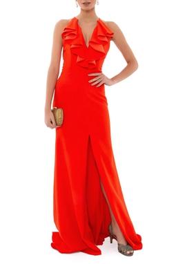 Vestido Marmixa Orange