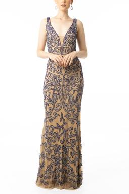 Vestido Melina Royal