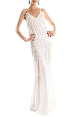 Vestido Michely Branco