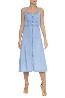Vestido Midi Jeans - DG16511