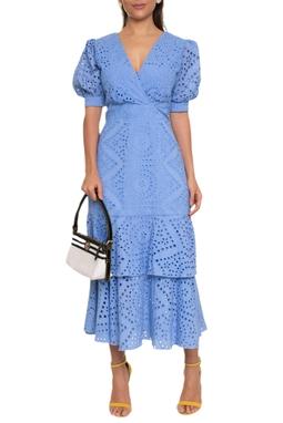 Vestido Midi Laise - 110524