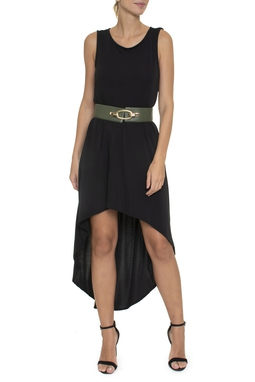 Vestido Midi Mullet - DG16659