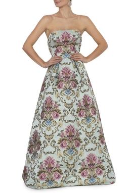 Vestido Miran Jacquard