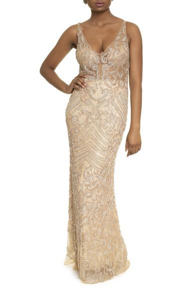 Vestido Monaco Rose Prime Collection