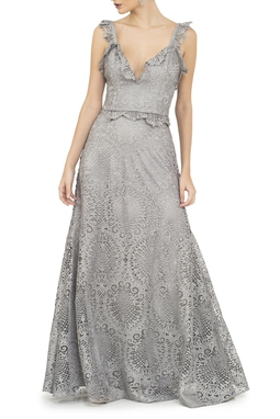 Vestido Mormont Silver