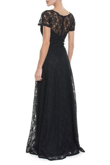 Vestido Murta Black Anamaria Couture