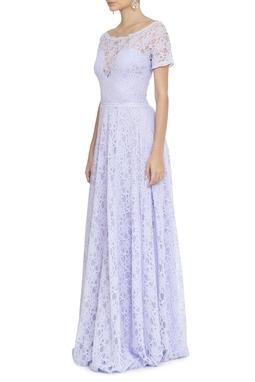 Vestido Murta Lavanda