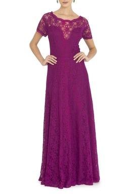 Vestido Murta Magenta - DG17245