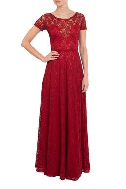 Vestido Murta Red