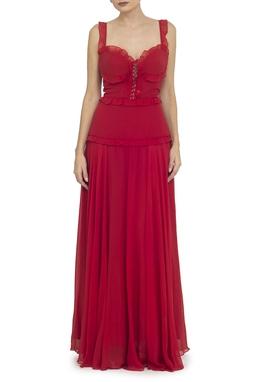 Vestido Myrcella Red