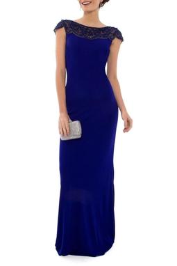 Vestido Najila Blue