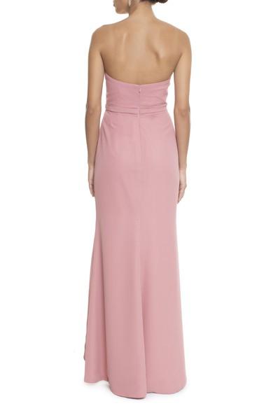 Vestido Naryta Rose Basic Collection