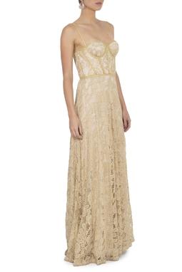 Vestido Nayla Gold