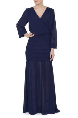 Vestido Nefertari Navy - DG13816