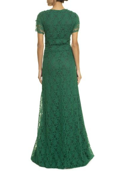 Vestido Negini Green Anamaria Couture