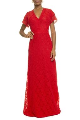 Vestido Negini Red
