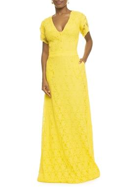Vestido Negini Yellow