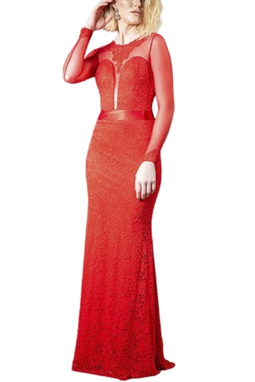 Vestido New Valentine Vermelho THM