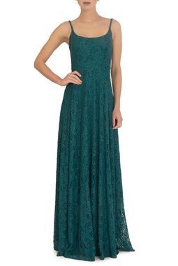 Vestido Nilda Green - DG14021