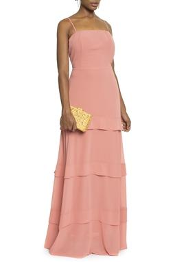 Vestido Nise Coral - DG14207