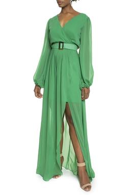 Vestido Nogue Green