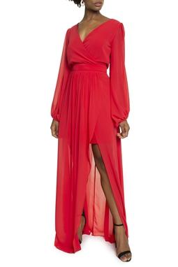 Vestido Nogue Red