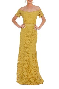 Vestido Noyon Yellow