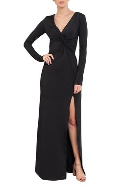 Vestido Odete Black - DG13012