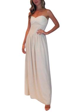 Vestido Off White - BMD 10608