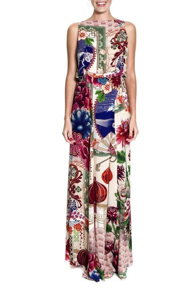 Vestido Okinawa Adriana Barra