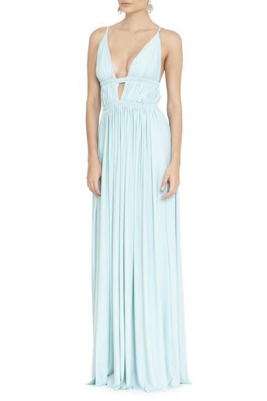 Vestido Pacce Light Blue Anamaria Couture