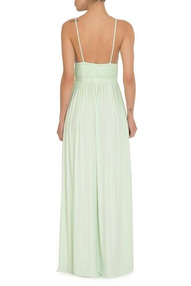 Vestido Pacce Light Green Anamaria Couture
