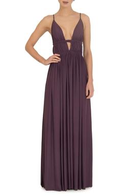 Vestido Pacce Purple - DG36/38