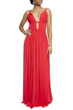 Vestido Pacce Red