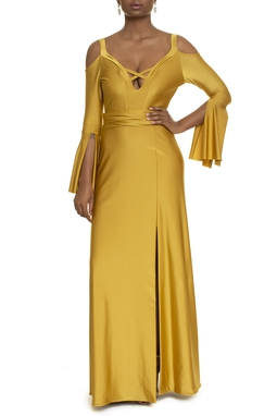 Vestido Pak Gold