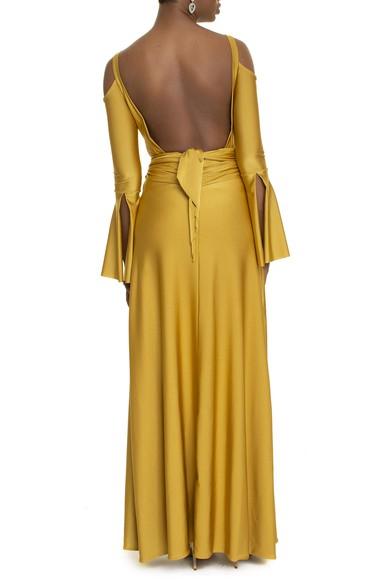Vestido Pak Gold -DG16828 Maddie