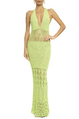 Vestido Palm Crochet