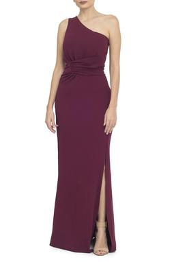 Vestido Payne Marsala - DG14012