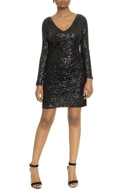 Vestido Piangi Black - DG13065