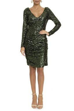 Vestido Piangi Green - DG13089
